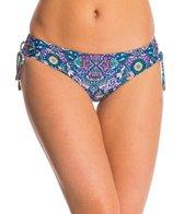 Laundry By Shelli Segal Swimwear Pretty Partridge Adjustable Hipster Bikini Bottom