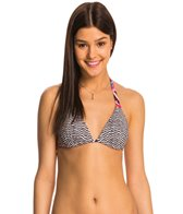 B.Swim Journey Beachy Push Up Bikini Top