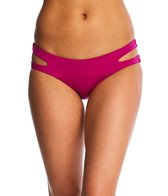Aerin Rose Dahlia X-Cut Bikini Bottom