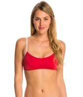Kate Spade New York Plage Du Midi Mini Bow Bralette Bikini Top
