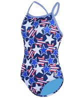 Dolfin Uglies Girls' Glory One Piece Swimsuit