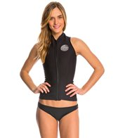 Rip Curl Women's 1mm G-Bomb Front Zip Sleeveless Wetsuit Vest