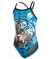 Waterpro Girls' Roar One Piece Swimsuit