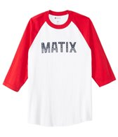 Matix Men's Truck Stop Baseball Tee