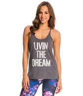 Yoga Rx Livin' The Dream Slouchy Workout Tank Top
