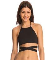 L-Space Swimwear Free Spirit Lizzie Wrap Bikini Top