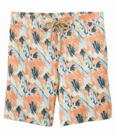 Maaji Men's Coral Brushstroke Swim Trunk