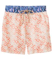 Maaji Men's Watercolor Chevron Swim Trunk