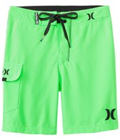 Hurley Boys' Solid One & Only Boardshort (8yrs-20yrs)