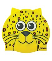 FINIS Leopard Animal Swim Cap