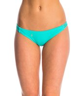 Lo Swim Three-Braid Training Swimsuit Bottom