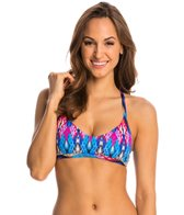 06e7773aedf78 BLEU Rod Beattie Fresh Start Ruffle Underwire Molded Bikini Top at ...