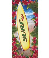 Dohler Surf Board Tribe Beach Towel 30 x 60