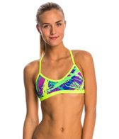 TYR Paseo Crosscutfit Tieback Swimsuit Top