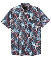 Rip Curl Men's Sanctum Short Sleeve Shirt