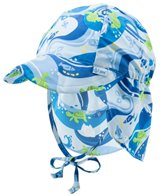 iPlay Boys' Tropical Flap Sun Hat (0mos-4T)