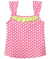 iPlay Girls' Classic Ruffle Swimsuit Top (6mos-3T)