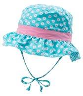 iPlay Girls' Classic Reversible Ruffle Bucket Hat (0mos-4T)