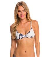 Blue Life Americana Island Fever Tri Bikini Top