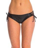 FOX Swimwear Splash Lace Up Bikini Bottom