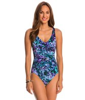 Magicsuit by Miraclesuit Chasing Butterflies Yasmin One Piece Swimsuit