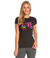 Speedo Women's Love Goggles Tee Shirt