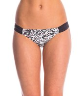 Lole Black Wallflower Rio Bikini Bottom