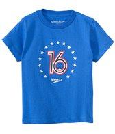 Speedo Unisex Toddler 16 Tee Shirt