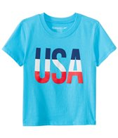 Speedo Unisex Toddler USA Tee Shirt