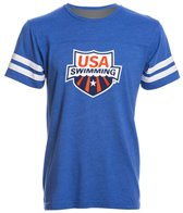 USA Swimming Unisex Swimmer Jersey T-Shirt
