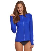 Gabar Pool Solids Long Sleeve Swim Shirt