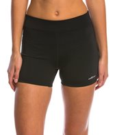 Dolfin Aquashape Core Women's Solid Fitted Swimsuit Short