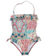 O'Neill Girls' Parker One Piece Swimsuit (4-14)