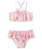 Seafolly Girls' Prairie Girl Bikini Set (2T-7)