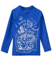 Tiger Joe Boys' Rogue Sailor UPF 50+ Long Sleeve Rashguard (2-8)
