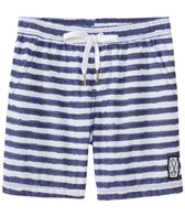 Tiger Joe Boys' Rogue Sailor Stripe Boardshort (2-8)