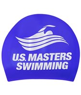 USMS Long Hair Swim Cap