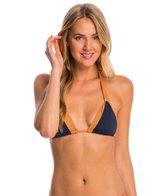 Vix Swimwear Solid Betsey Bia Bikini Top
