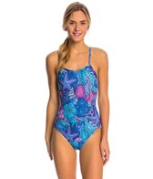 Amanzi Women's Coralia Proback One Piece Swimsuit