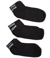 Pearl Izumi Men's Attack Low Socks 3 Pack