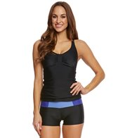 Prana Women's Aelyn Tankini Top (D-Cup)