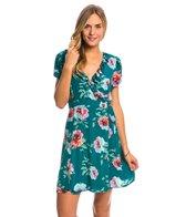 MINKPINK Pretty Primrose Wrap Tea Dress
