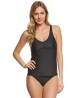 Speedo Women's Strappy Tankini Top