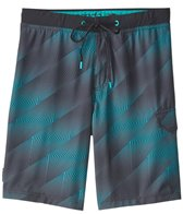 Speedo Men's Crosswise Geo Boardshort