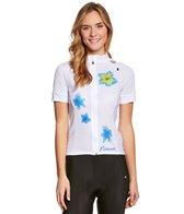 DeSoto Femme Full Zip Bike Jersey