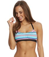 Next Women's Body Renewal Meditate Shirr Bikini Top