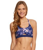 Roxy Women's Keep It Roxy Sporty Bikini Top