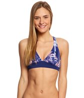 Roxy Women's Keep it Roxy Sporty 70's Bikini Top