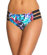 Jantzen Tropic Nights Strappy Bikini Bottom