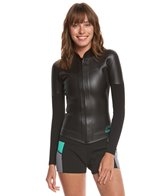 Dakine Women's 2mm Neo Front Zip L/S Neoprene Jacket